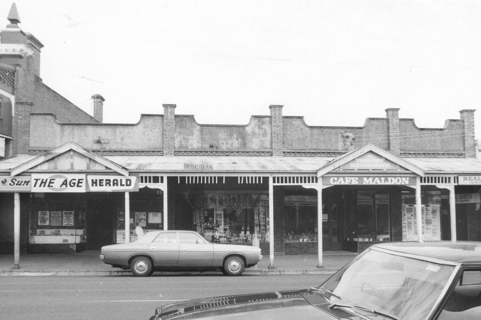 Tobin's Building, 1912