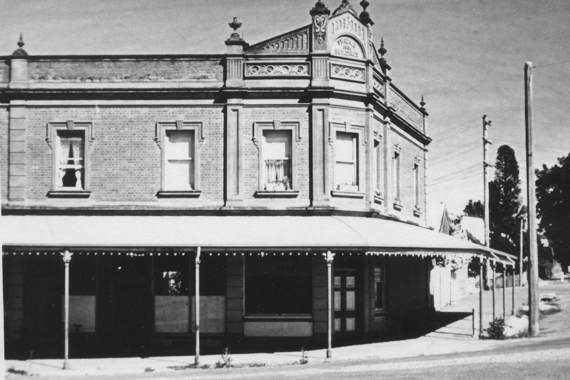 Phoenix Building, 1906