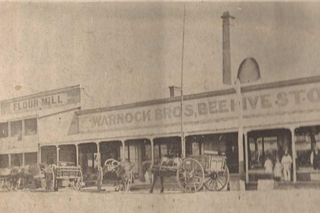 Warnock's Flour Mill, 1873