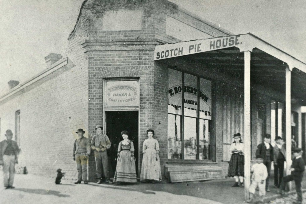 Scotch Pie House, c1866