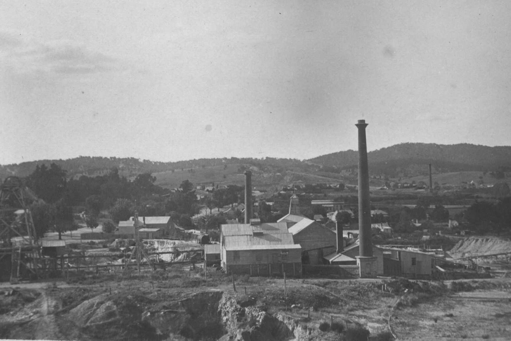 Beehive Mine Site