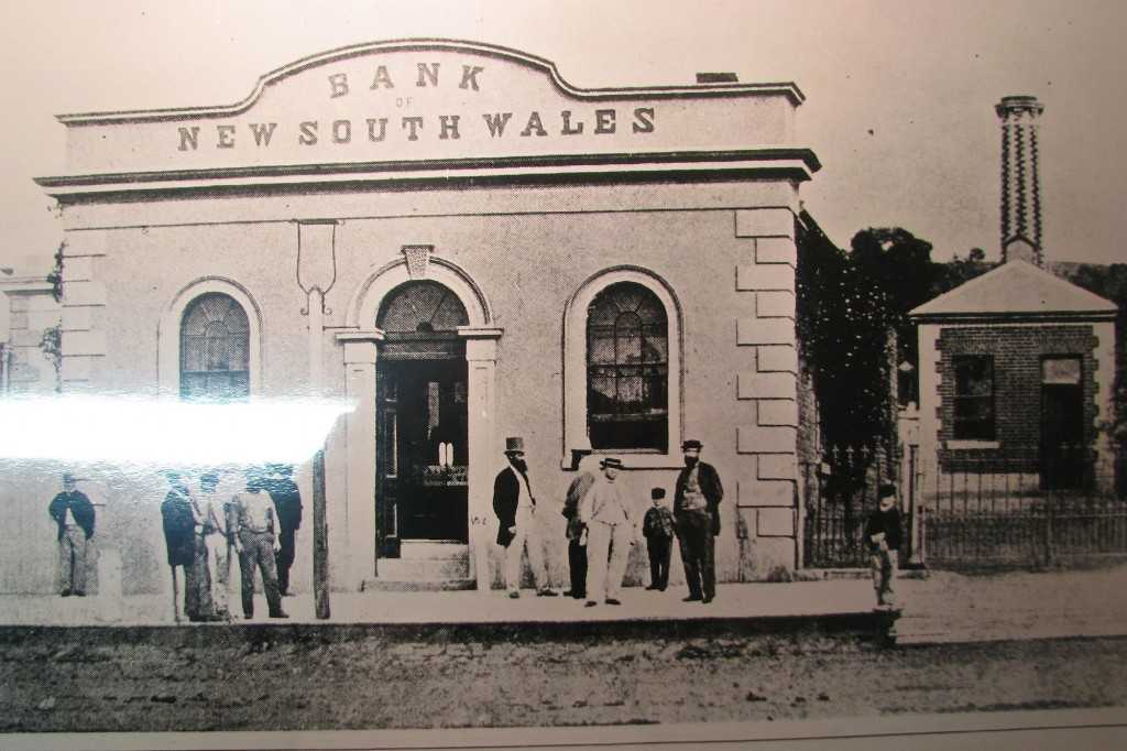 Bank of New South Wales, 1858
