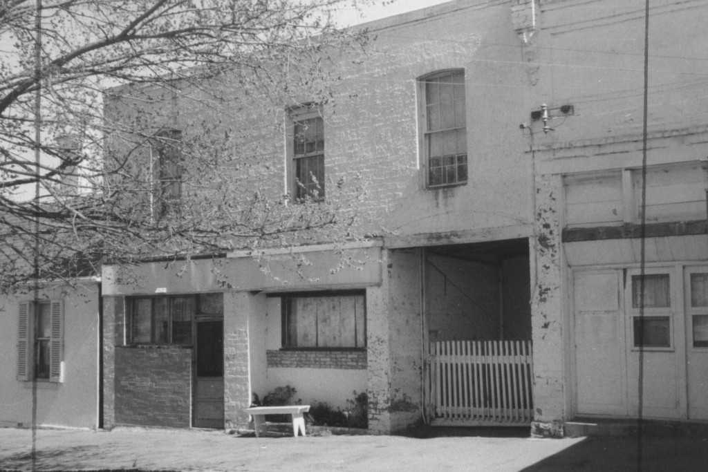 Hornsby's Buildings, c1900