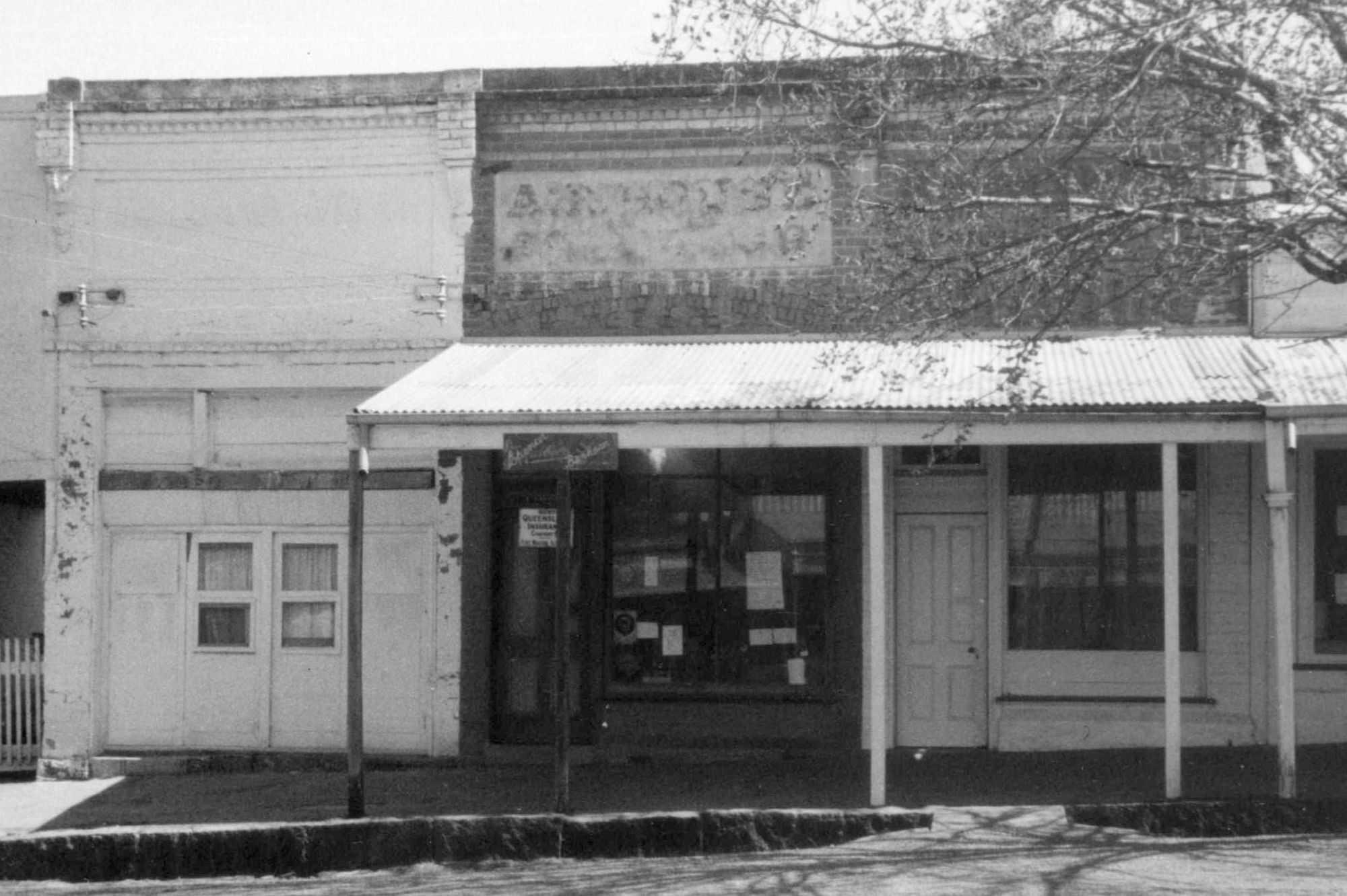 Argyle House, c1866-67