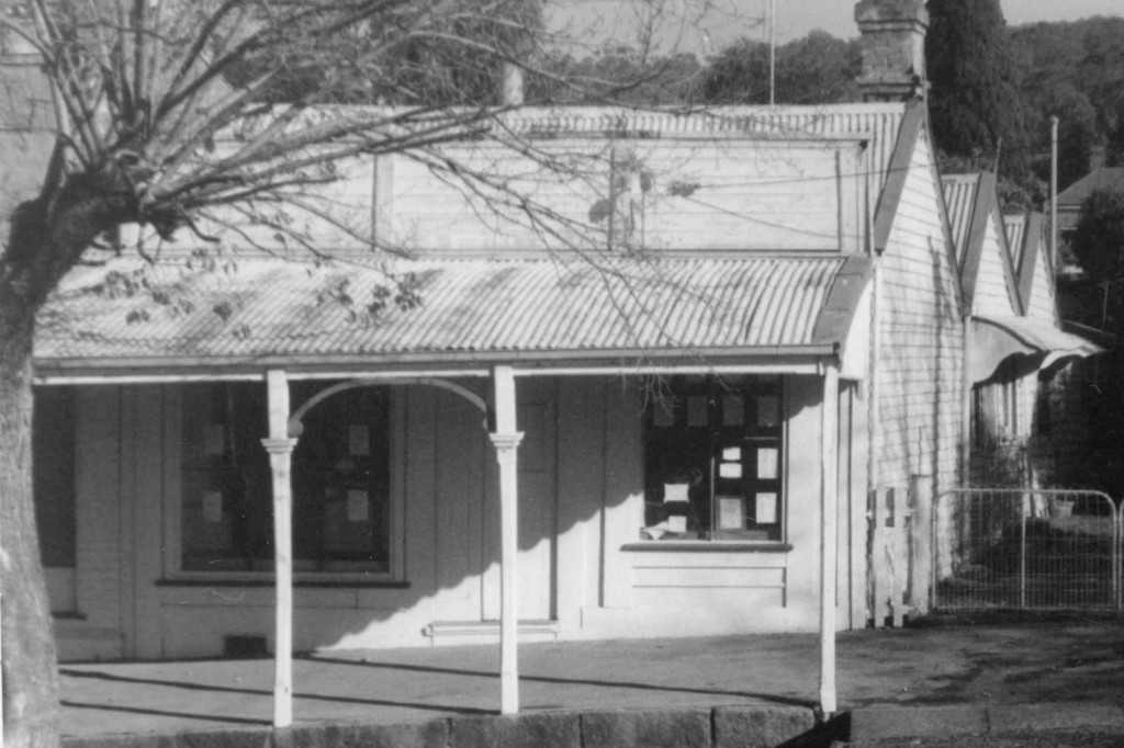 Commercial Hotel, 1867
