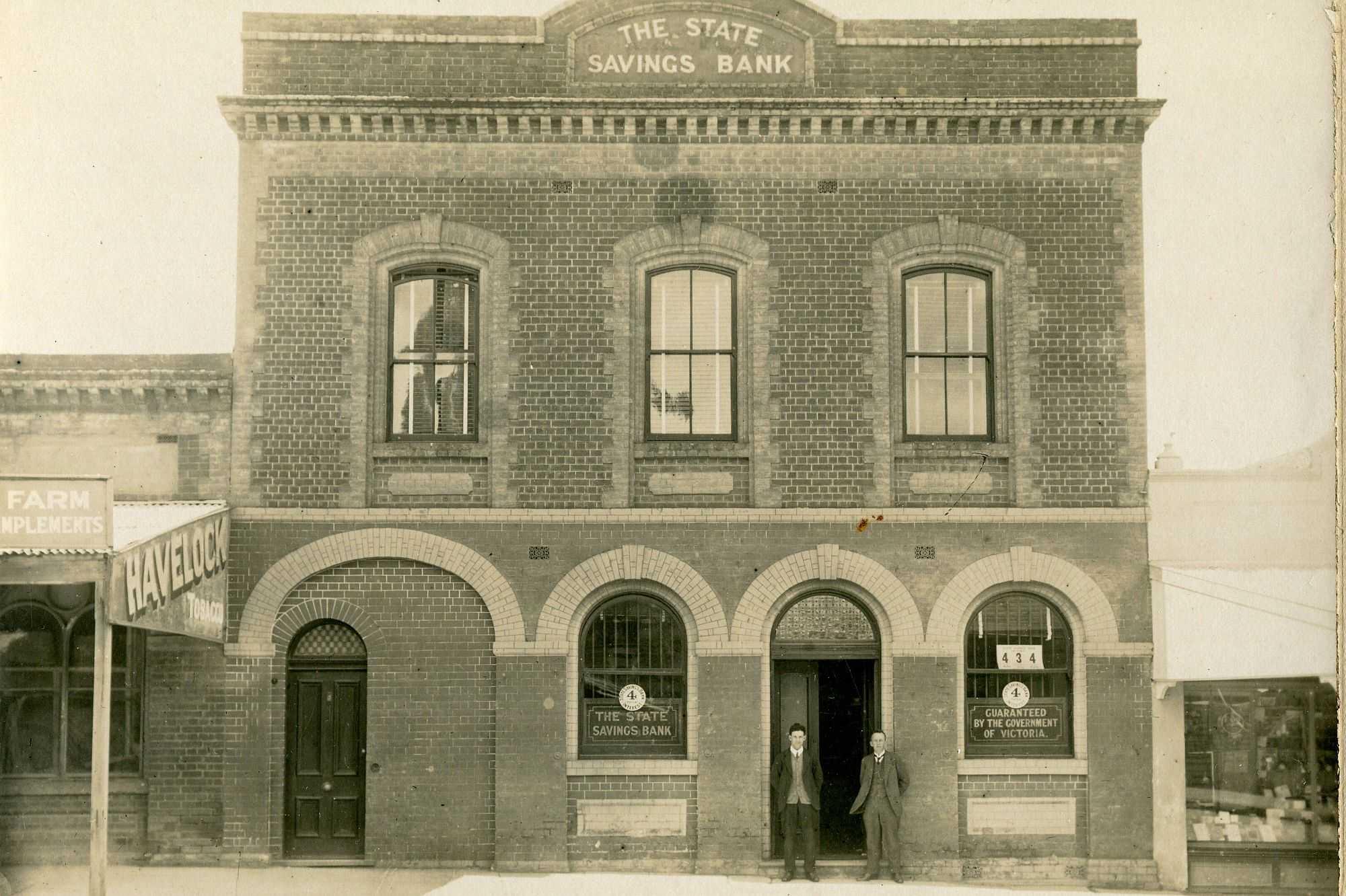 Albion Hotel, 1866